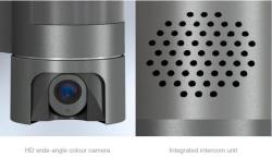 Steinel L 600 Entegre Kamera ve İnterkomlu Sensörlü Lamba